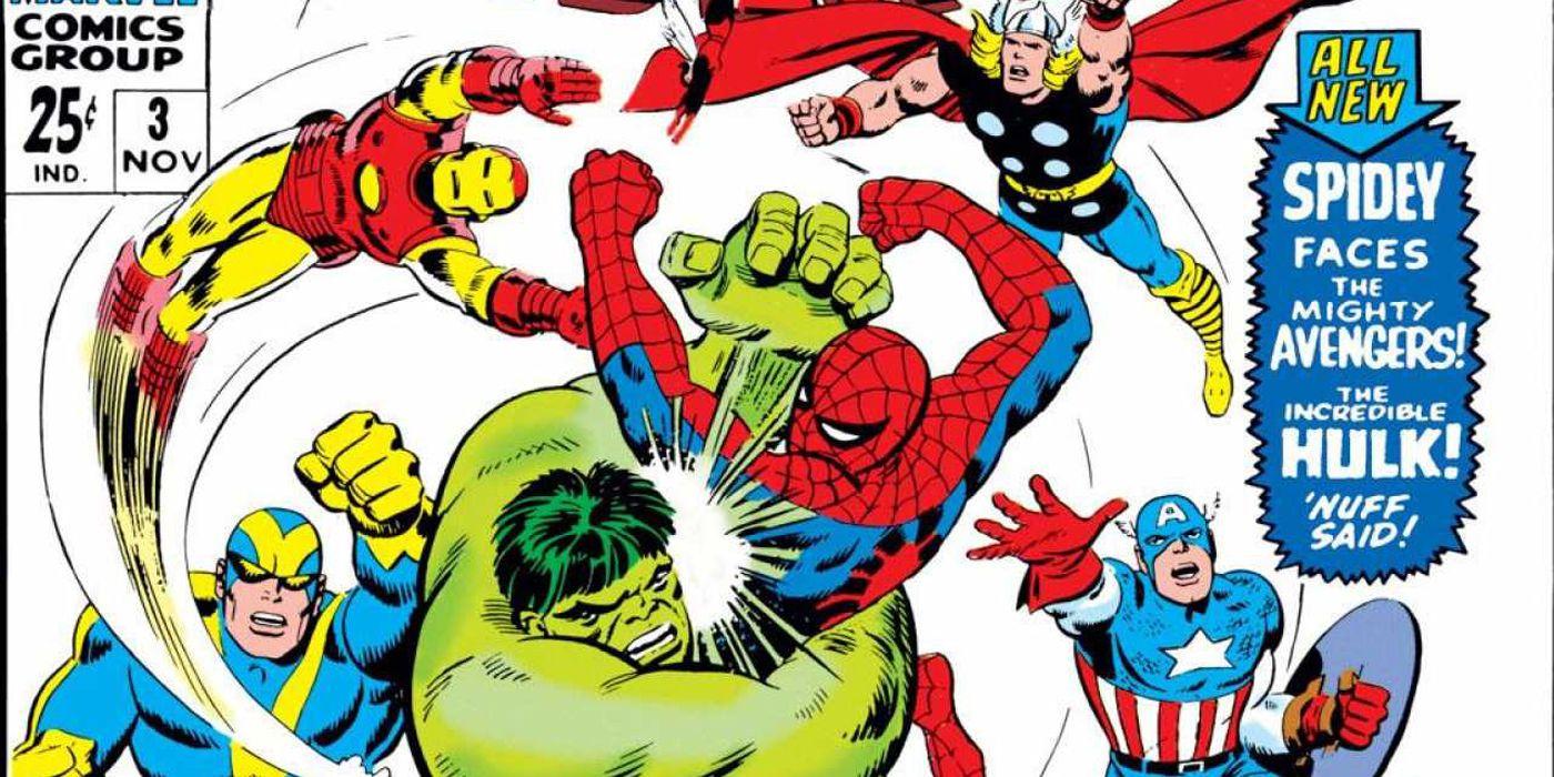 15 superheroes spider man has beaten screenrant
