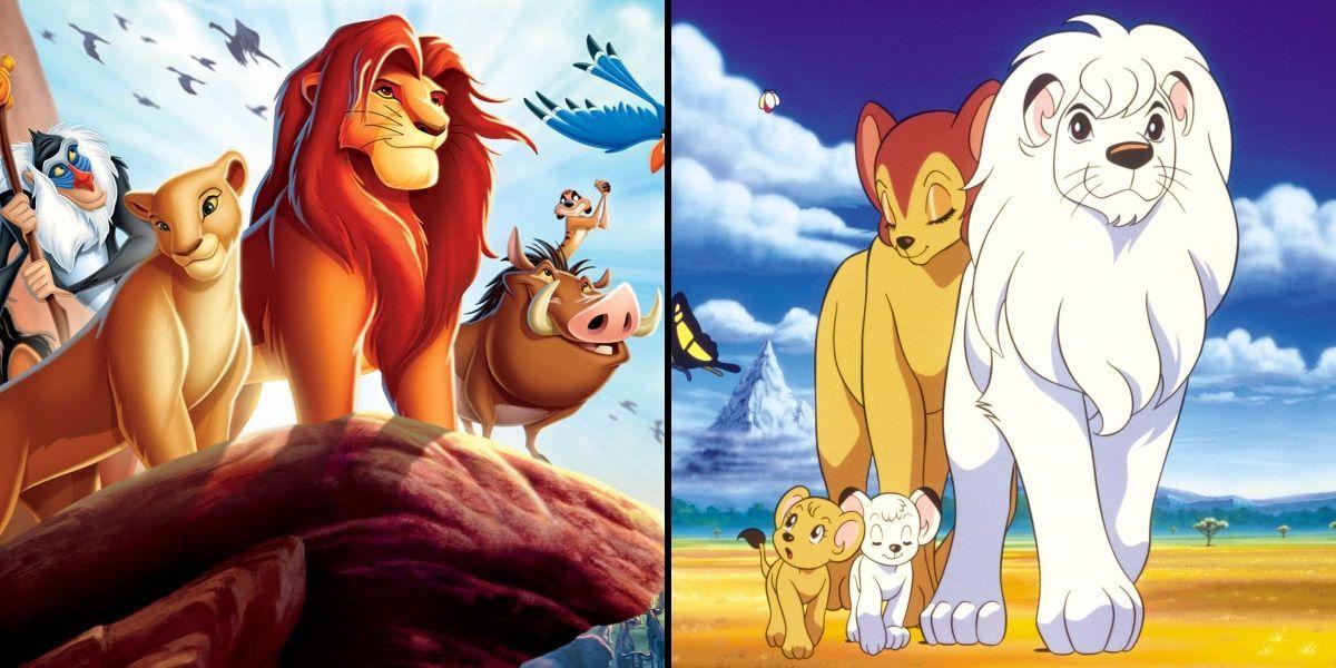 Tv And Movie News Did The Lion King Copy Kimba Disneys