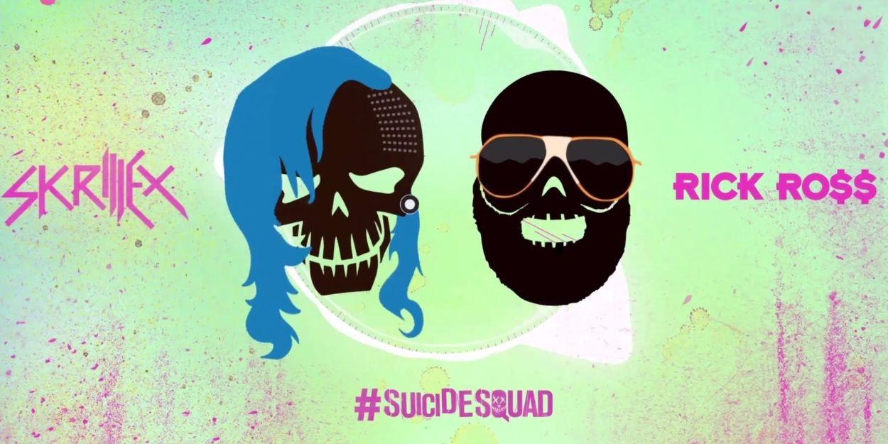 Suicide Squad: 'Purple Lamborghini' by Skrillex & Rick Ross