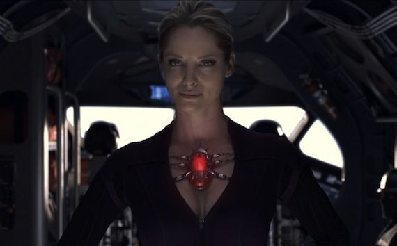 Jill Valentine Actress Sienna Guillory Confirms Resident