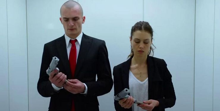 Hitman Agent 47 Cast On Sequels Video Game Movie Evolution