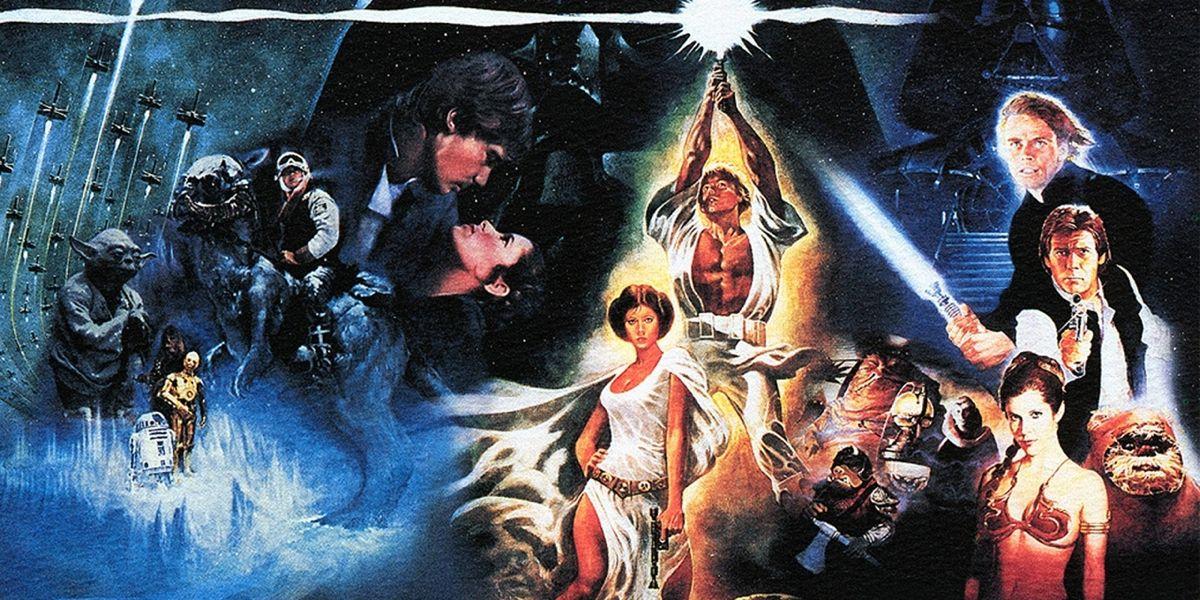 Rumor Patrol: Theatrical Versions of Star Wars Trilogy Heading to Blu-Ray