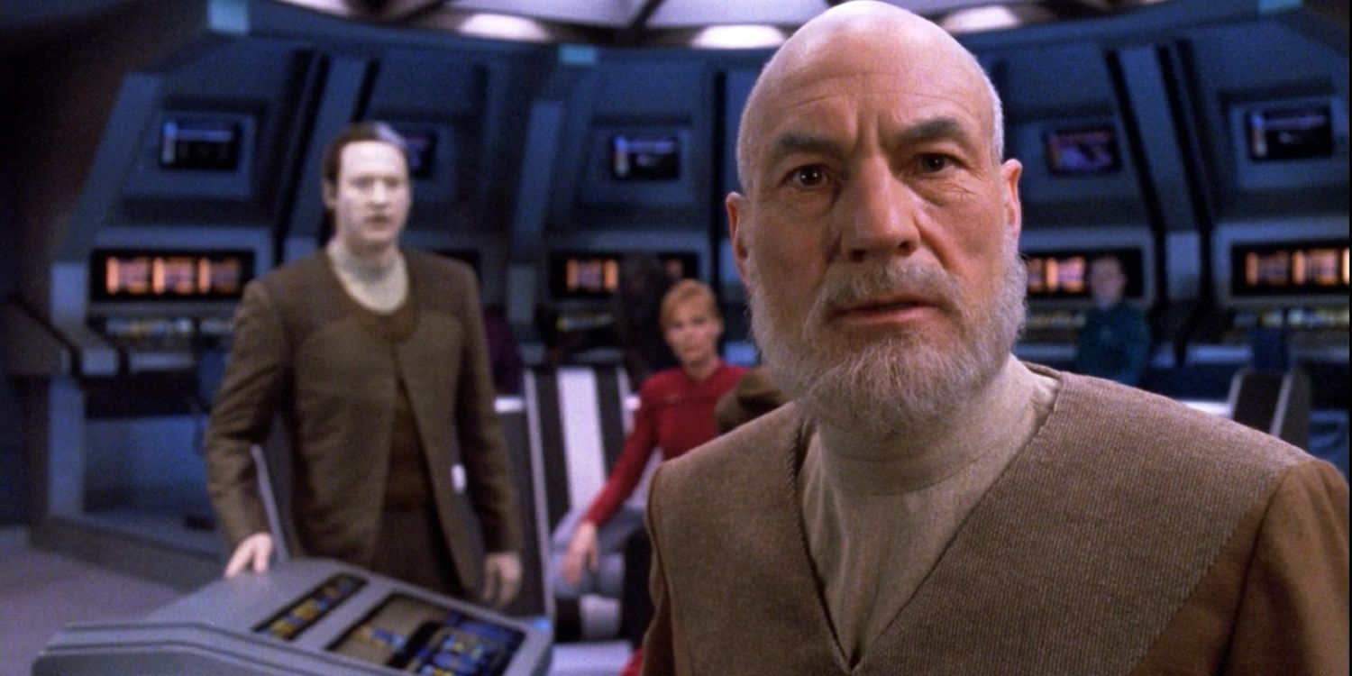 Star Trek: Patrick Stewart Pushed For Picard Series To Be New & Different