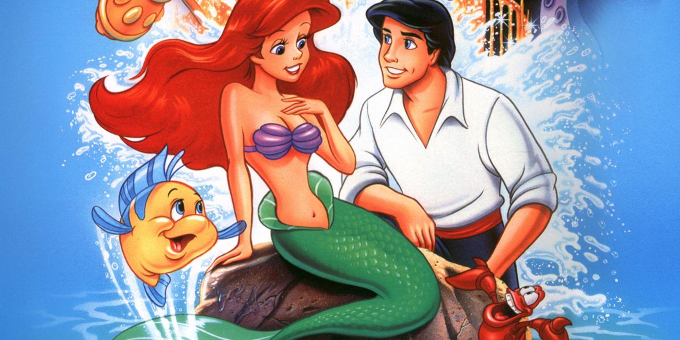 disney considering live action little mermaid film screenrant