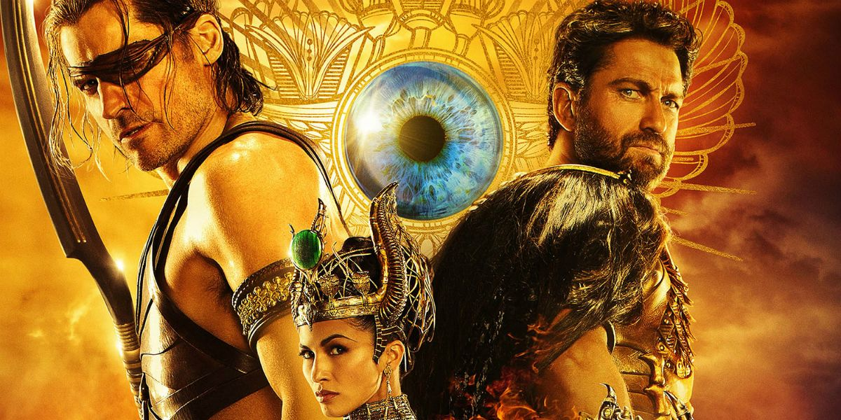 Gods of Egypt Review | ScreenRant