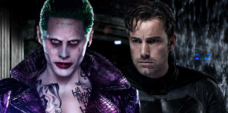 Batman: Jared Leto Wants Joker in Ben Affleck's Solo Movie