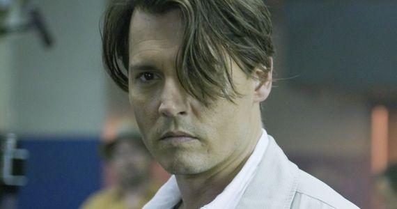 Johnny Depp Confirmed for 'Transcendence'; Working on ...