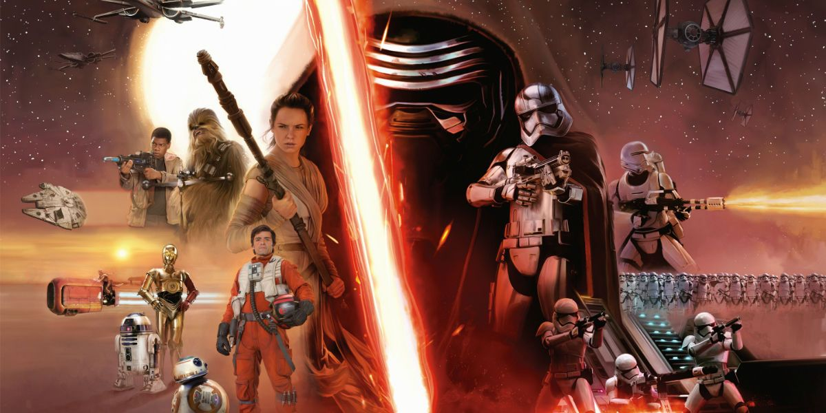 Star Wars: The Force Awakens Early Screening Details | ScreenRant