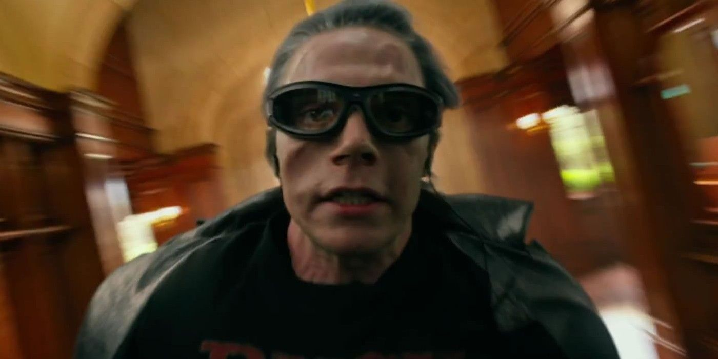 X-Men: Apocalypse Video Shows How Quicksilver's Big Scene Was Made